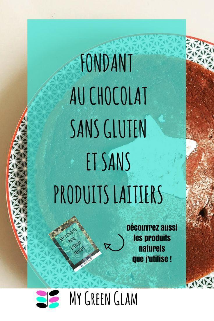 Vous cherchez une recette d'un fondant au chocolat sans gluten ni produits laitiers ? Venez tester le mien : - )