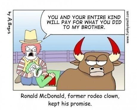 : Ronaldmcdonald, Funny Pictures, Website, Web Site, Funny Stuff, Internet Site, Ronald Mcdonald'S, Funnystuff, Rodeo Clowns