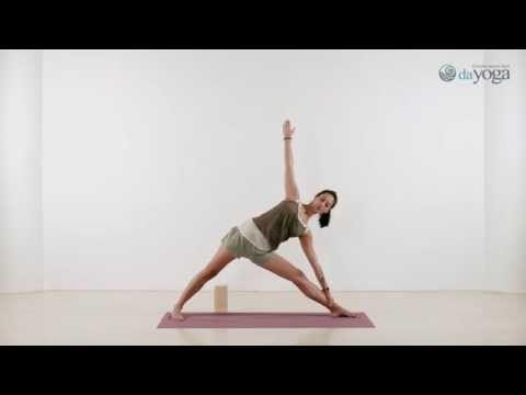 Айенгар-йога. Курс для начинающих.  - YouTube
