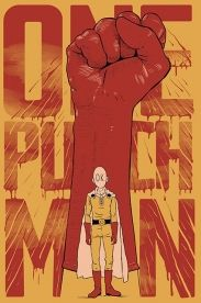 Camiseta One Punch-Man