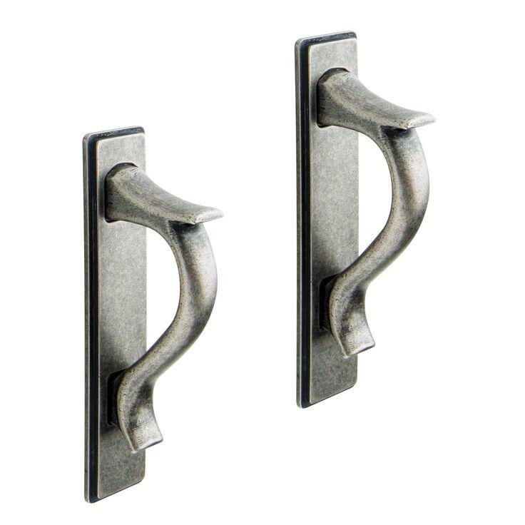 images of pewter effect door handles