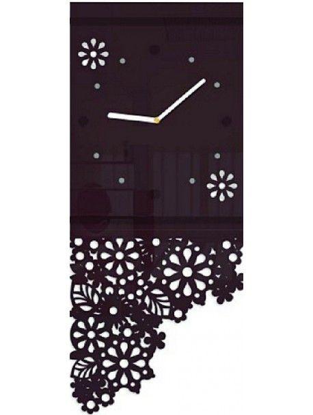 Nástěnné hodiny akryl, plastove TDK. Barva hnědá. Rozměr 48 x 20cm Kód:  FL-z33-BROWN-RAL8011 Stav:  Nový produkt  Dostupnost:  Skladem  Přišel čas na změnu! Dekorační hodinky oživí každý interiér, zvýrazní šarm a styl Vašeho prostoru. Zůtulní realít s novými hodinami. Nástěnné hodiny z plexiskla jsou nádhernou dekorací Vašeho interiéru.