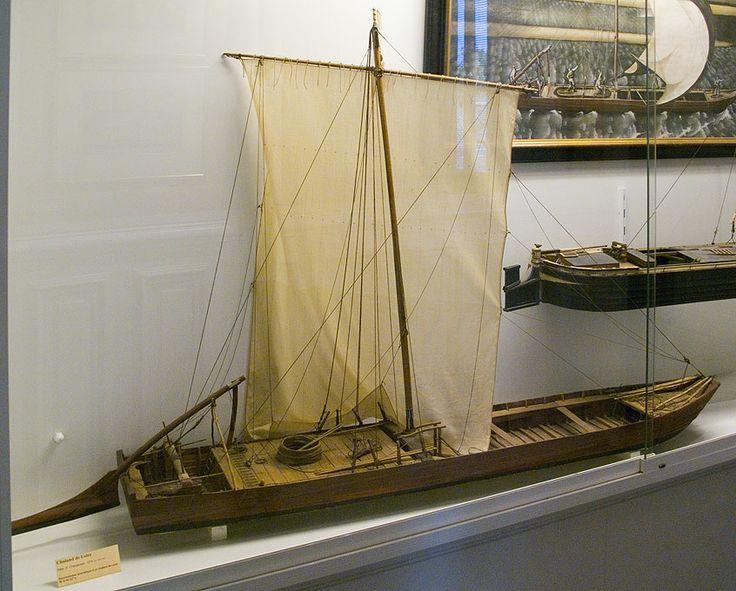 Musée de la Batellerie, Conflans-St. Honorine (Yvelines, France)