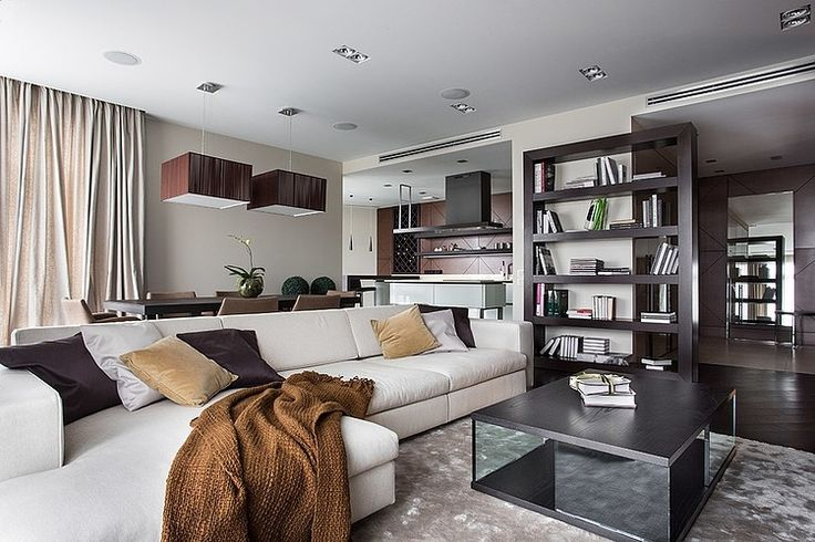 Kiev Apartment by Soesthetic Group