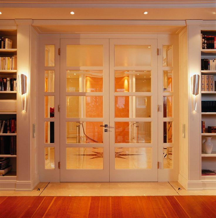 Die besten 25+ Glasfronttür Ideen auf Pinterest Bauernhaus Tür - design turen glas holz moderne