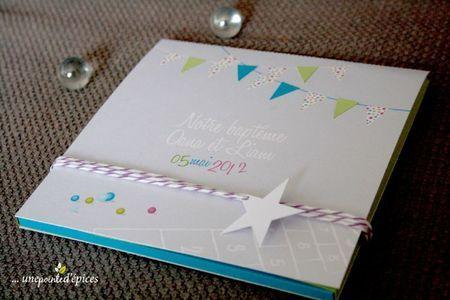 Idée carton d' invitation