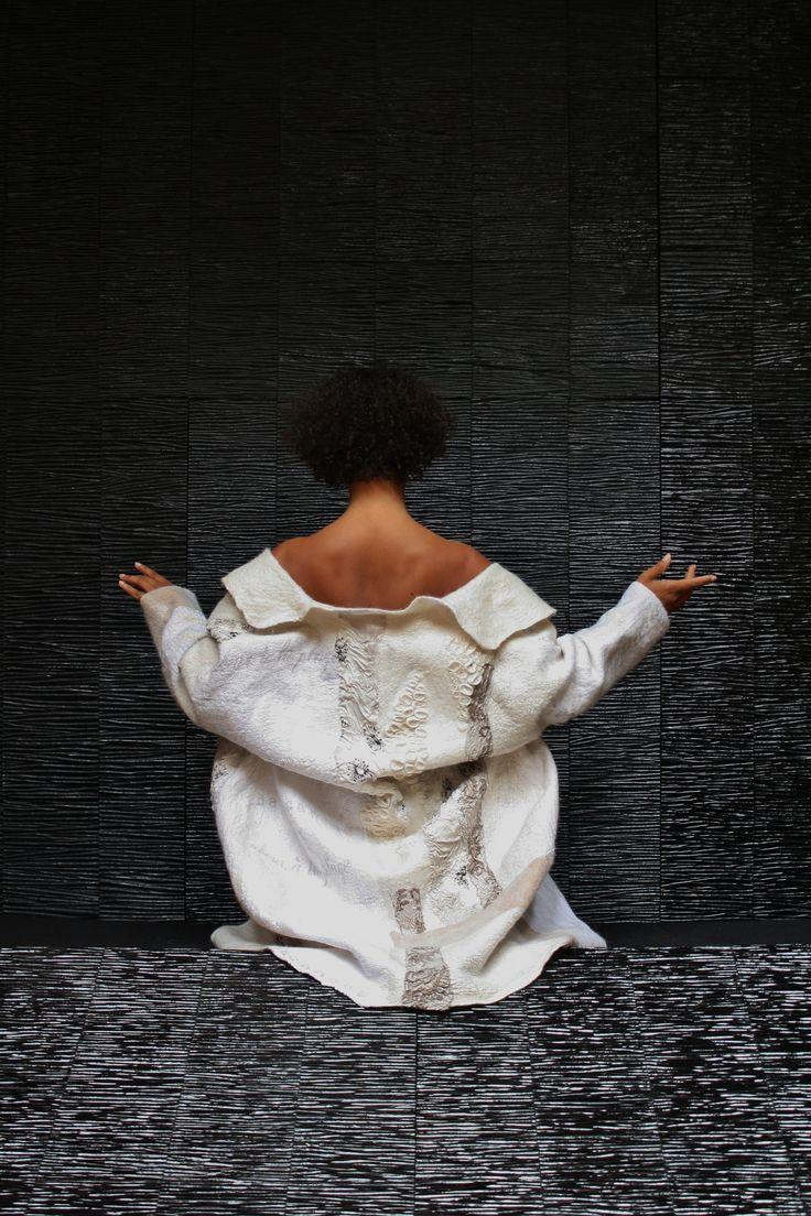 Françoise Christien | Artiste textile feutrière