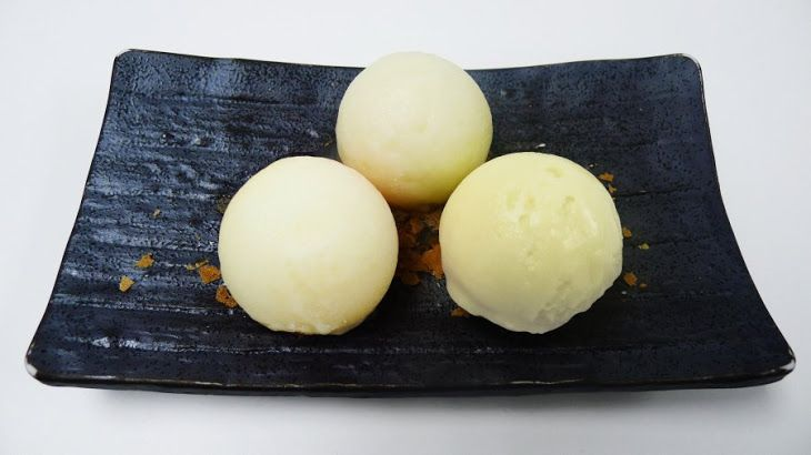 Pisco Sour Sorbet | Main Course~Dessert | Pinterest