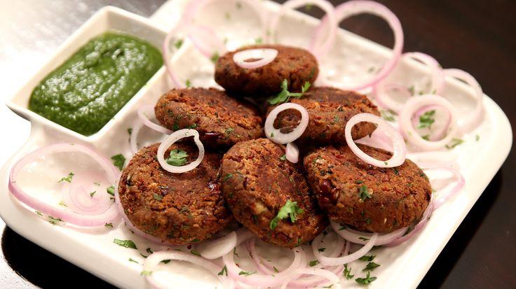 Galauti Kebab - गलौटी  कबाब - Vegetarian Starter Snack Recipe In Hindi