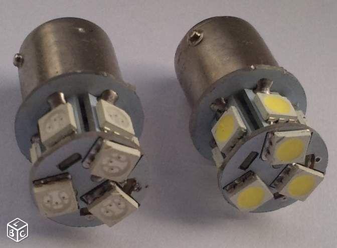 Ampoule de feux arrière LED SMD 12V Honda Dax ZB50