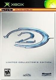 HALO 2 Limited Collectors Edition - Xbox Game