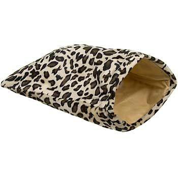 Petco Leopard Cat Sack with Catnip