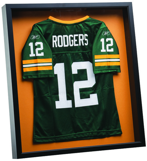 framing sports jerseys autographs game photos and memorabilia is a great way