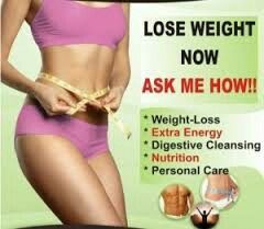 Lose weight, Ask me how