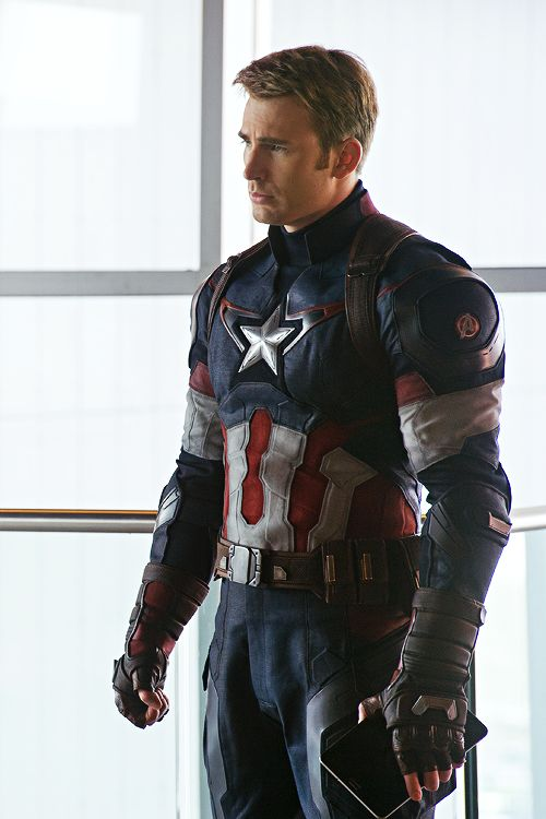 Captain America in Avengers: Age of Ultron