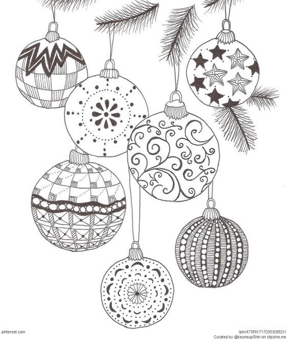 Designs for Zentangles | Christmas Zentangle Patterns:
