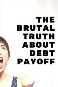 Paying Off Debt with the Debt Snowball. The Brutal…