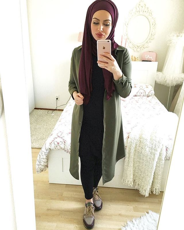 Allah seni 'özgür' yaratmışken, başkasının kölesi olma ❤️ Şal @seasonsinstyle Gömlek @bn_hijab_fashion