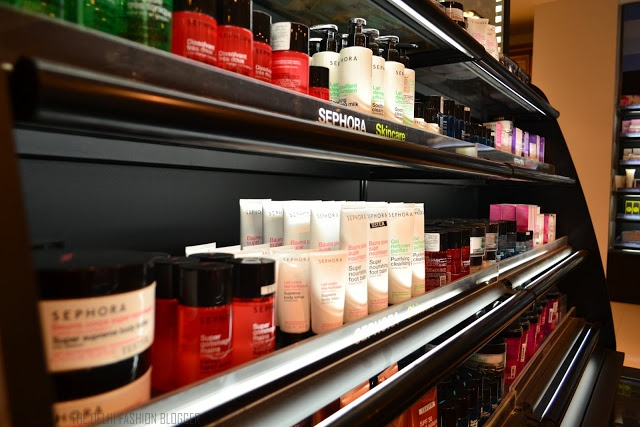 Indian Fashion blog : Come with me to SEPHORA,Delhi (Video)