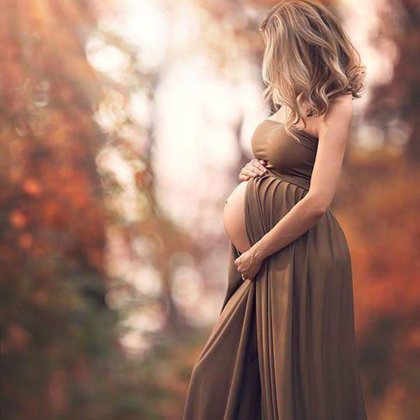 Photos de grossesses : quand les mamans sortent des contes de fées...