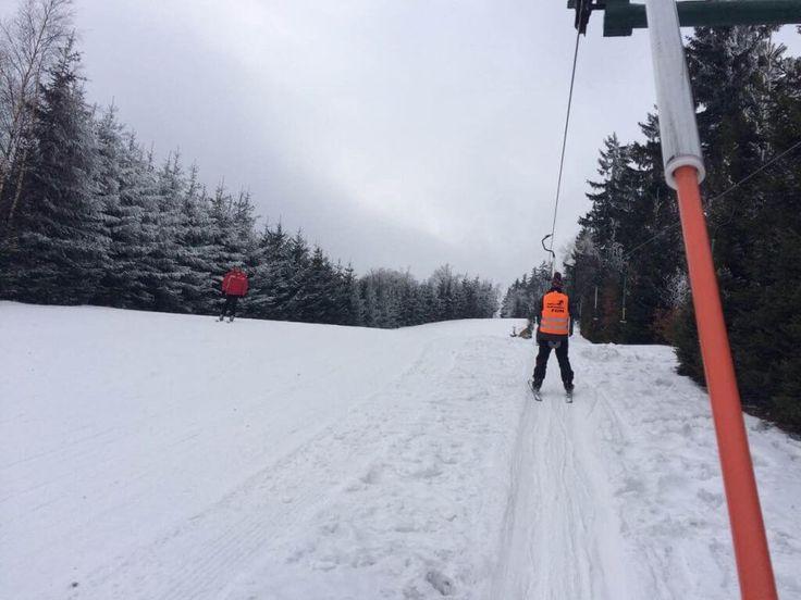 odkryj walbrzych-wyciag narciarski -Andrzejówka