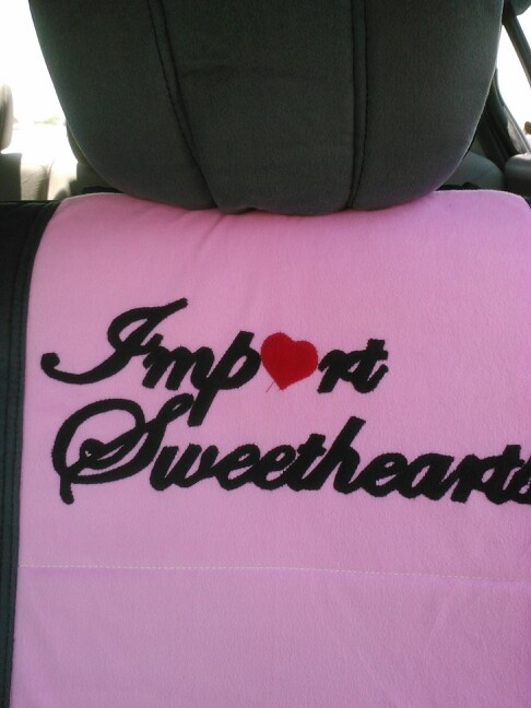 My new seat covers