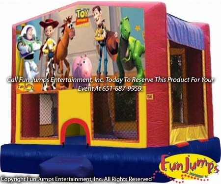 Inflatables For Rent Twin Cities Mn