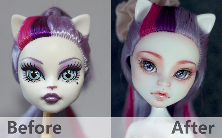 "Mango's Cabin — ""Callie"" Monster High Repaint Custom OOAK"