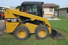 Bobcat 236D Skid Steer Loader! Excellent Condition! LOW HOURS!! skid steer loaders - construction equipment - equipment financing - heavy machinery