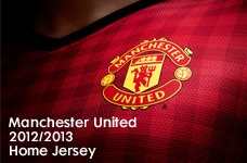 Manchester United Home Jersey 2012/2013