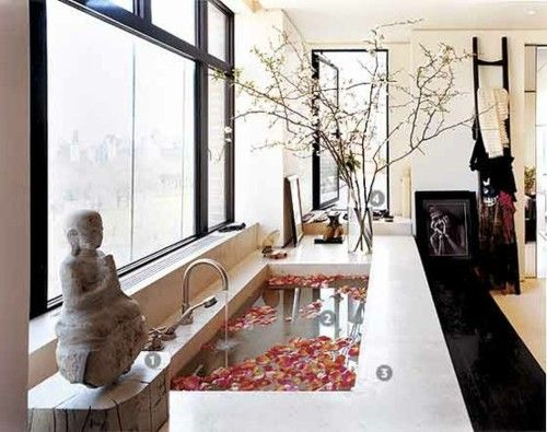 Cool Bathroom Design Ideas Trend 2012 Modern and Luxury