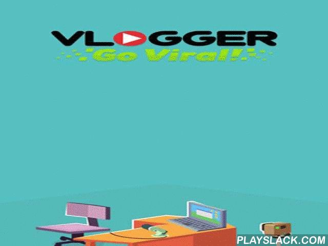Vlogger Go Viral! Clicker  Android Game - playslack.com , aid an amusing warrior become the most well-kown vlogger in the world. Tap the screen to make warrior's transmission more well-kown. In this game for Android you have to create warrior's transmission from wound. You commence in an empty area with only one camera. appoint a message for the video and commence injuring . Each time you tap the screen you'll increase the evaluating  of your transmission. The more well-kown the transmission…