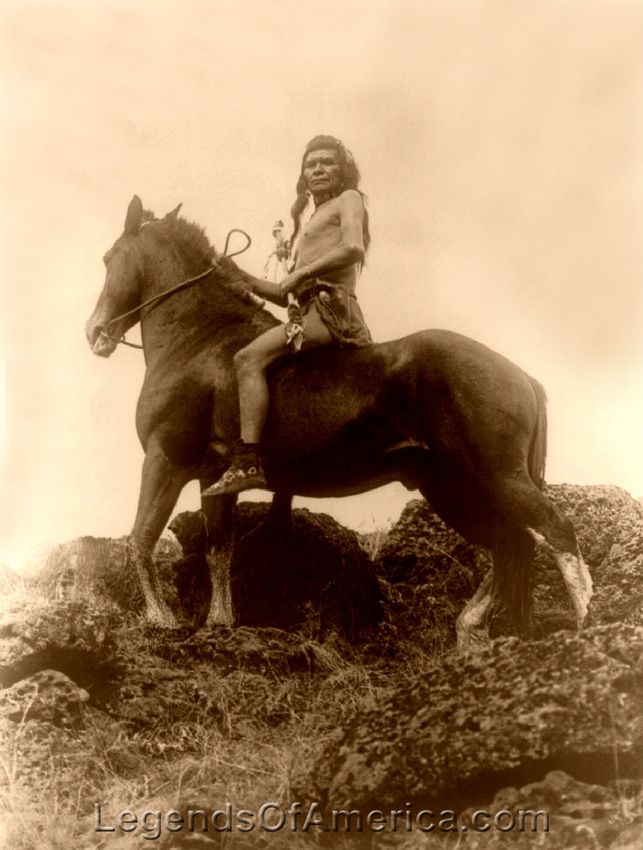 Nez Perce, 1910