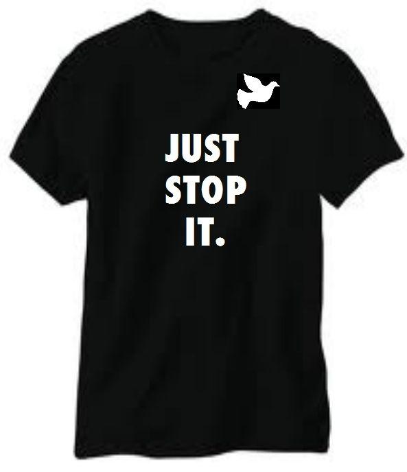"My new ""Peace"" t-shirt http://www.MenInBlackTShirts.com"