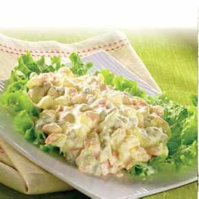 French salad