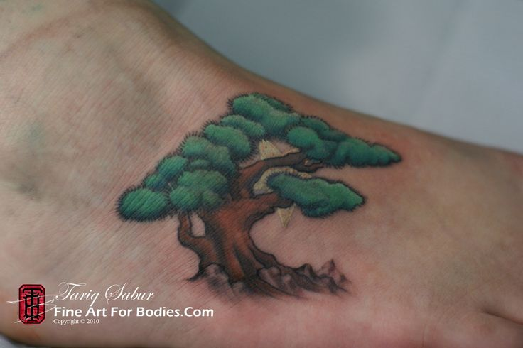 Bonsai Tattoo Meaning: 25 Best Small Bonsai Tree Tattoo Images On Pinterest