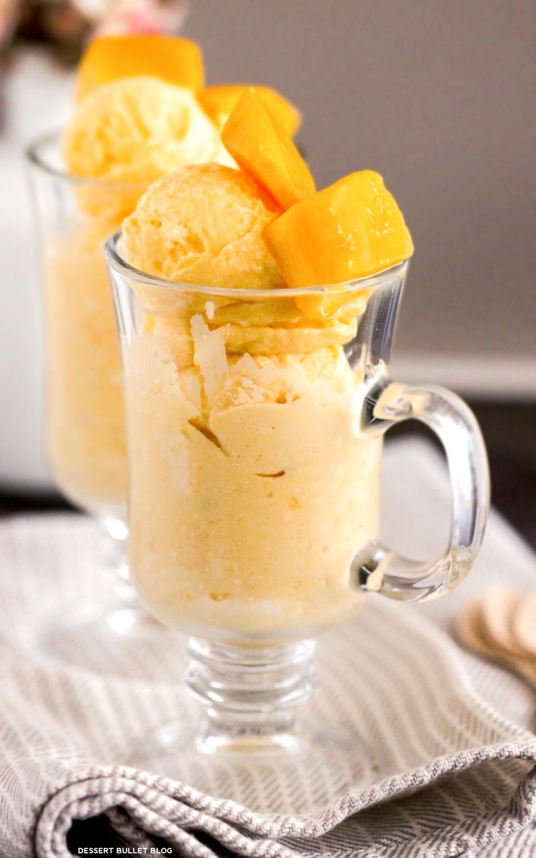 Mango Lassi Ice Cream