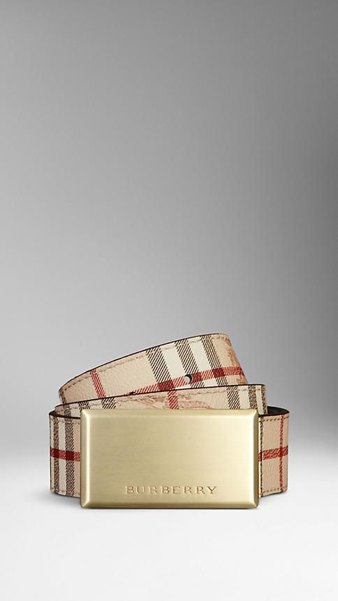 #TIMELESSMEN Pinterest - @houstonsoho | #SPLURGE  @burberry Men's Plaque Belt #LUXURYHEAT