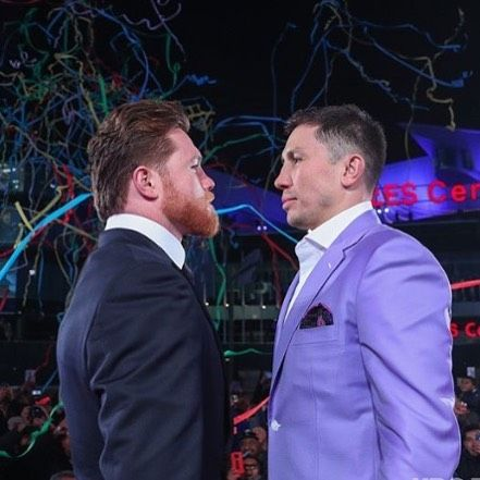 This will be epic. #rematch #canelo #ggg #mexicanstyle #boxing #atitsfinest #hbo