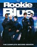 Rookie Blue: The Complete Second Season [4 Discs] [Blu-ray]