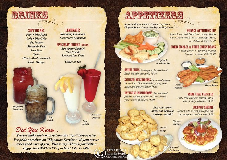 Menu card design and print services flyers posters for X cuisine miri menu