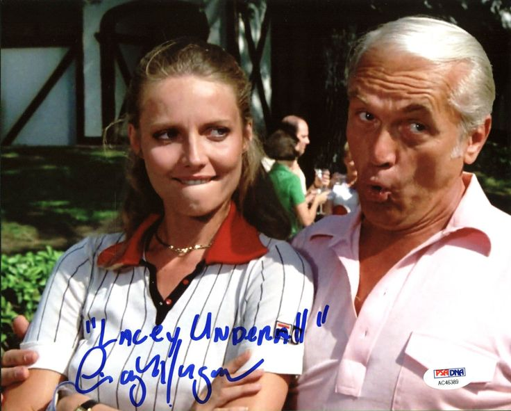 "Cindy Morgan Caddyshack ""Lacey Underall"" Authentic Signed 8X10 Photo PSA/DNA 4 -- Awesome products selected by Anna Churchill"