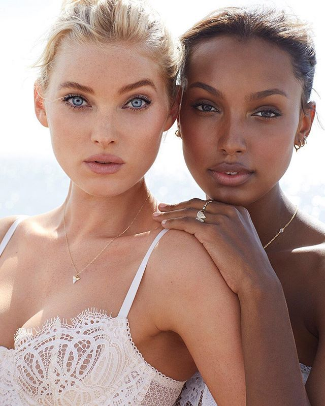 "WEBSTA @ victoriassecret - How to #SummerLikeAnAngel: embrace that ""less is more"" mindset."