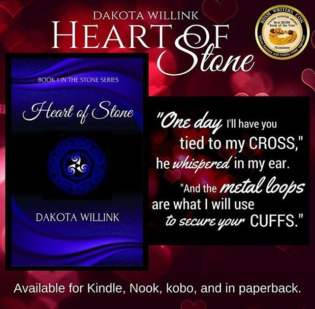 43 best heart of stone images on pinterest heart stones and stone heart of stone by dakota willink now available for kindle nook kobo and fandeluxe Epub
