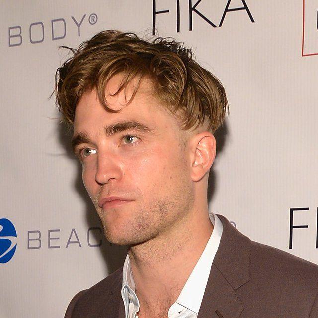 Pin for Later: Robert Pattinson a une Nouvelle Coupe de Cheveux
