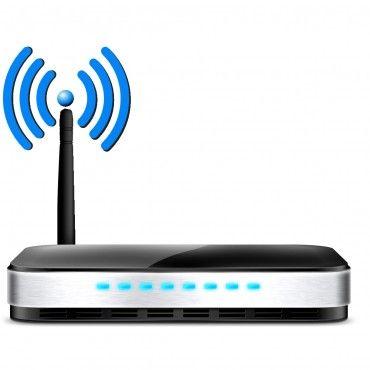 Router wireless cu microfon spion si activare vocala la iuni.ro