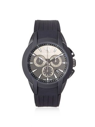 -84,400% OFF Versace Men's M8C60D008 S009 Character Black Rubber Watch