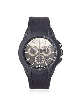 -84,400% OFF Versace Men's M8C60D008 S009 Character Black Rubber Watch