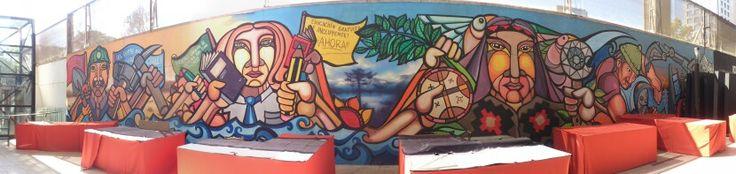 Mural in GAM
