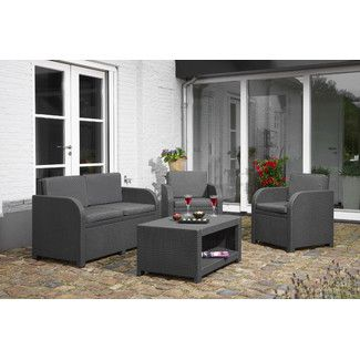 Garden Sofa Sets | Wayfair UK